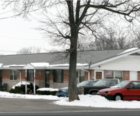 South Meridian Court Apartments